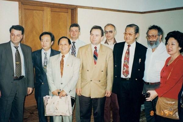 悟覺妙天禪師赴俄羅斯進行宗教文化訪問