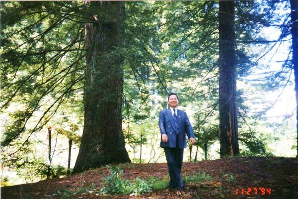 悟覺妙天禪師在紐西蘭成立印心禪園